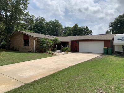 Titusville Single Family Home For Sale: 1858 N Carpenter Road