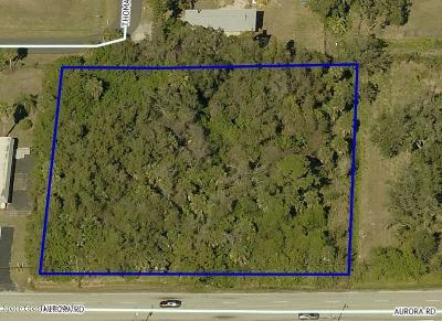 Melbourne Residential Lots & Land For Sale: Aurora Road