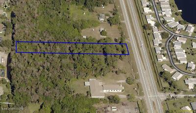 Merritt Island Residential Lots & Land For Sale: 4555 N Courtenay Parkway