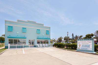 Cocoa Beach Commercial For Sale: 157 N Orlando Avenue
