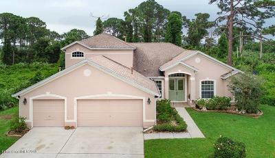 Rockledge Single Family Home For Sale: 269 Tunbridge Drive