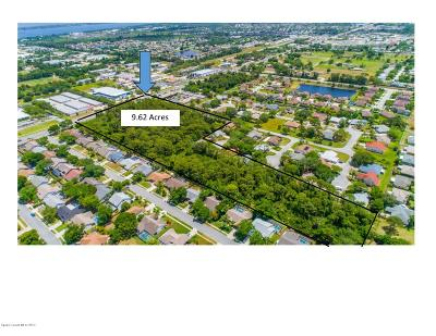 Rockledge Residential Lots & Land For Sale: Murrell Road