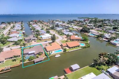Merritt Island Single Family Home For Sale: 1675 Westport Road
