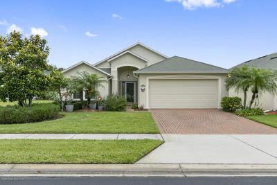 Melbourne Single Family Home For Sale: 1360 Indian Oaks Drive