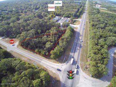 Titusville Residential Lots & Land For Sale: Sr 405 & Park Avenue