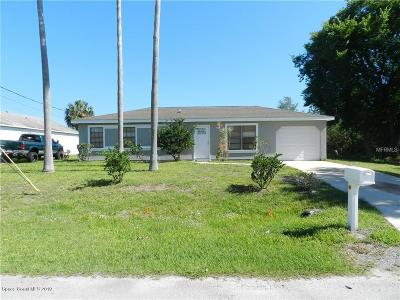 Palm Bay Single Family Home For Sale: 907 Raleigh Road SE