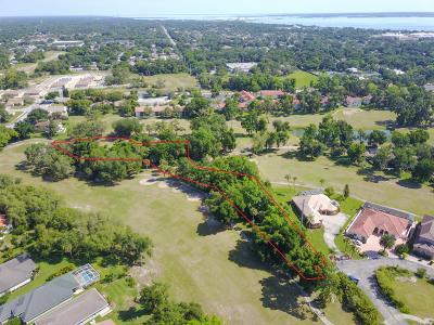 Titusville Residential Lots & Land For Sale: 3562 Par Lane