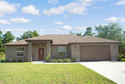 Titusville Single Family Home For Sale: 4020 W Barr Lane W