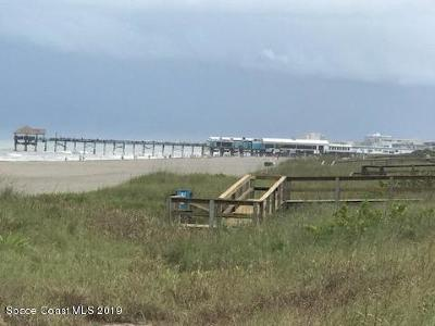 Cocoa Beach Rental For Rent: 6401 Azure Lane #B-3