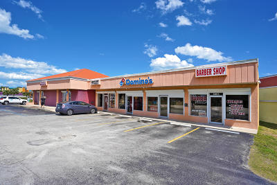 Cocoa Beach Commercial For Sale: 5360 N Atlantic Avenue N