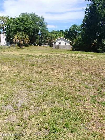 Titusville Residential Lots & Land For Sale: 416 S Robbins Avenue