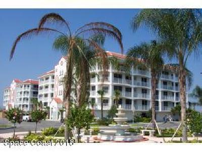 Cape Canaveral Condo For Sale: 8904 Puerto Del Rio Drive #304