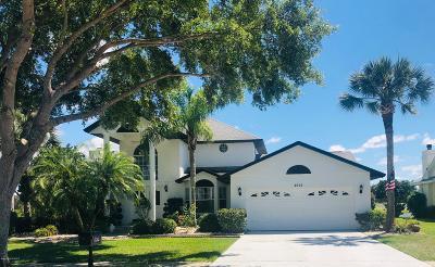 Single Family Home For Sale: 4005 Savannahs Trail