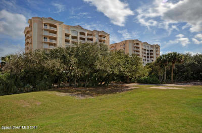 Viera, Melbourne, Melbourne Beach, Indialantic, Satellite Beach, Cocoa Beach, Eau Gallie, Palm Shores, West Melbourne, Palm Bay, Indian Harbour Beach Condo For Sale: 130 Warsteiner Way #703