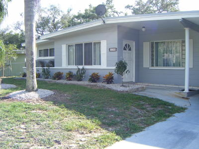 Titusville FL Single Family Home For Sale: $218,000
