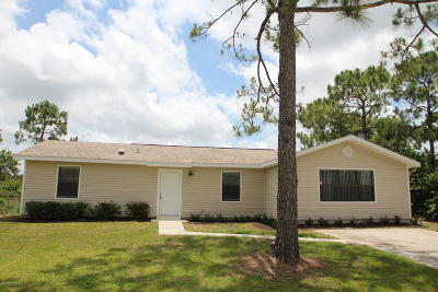 Palm Bay Single Family Home For Sale: 1440 Sandusky Street SE
