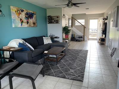 Cape Canaveral, Cocoa Beach, Indialantic, Indian Harbour Beach, Melbourne Beach, Satellite Beach, Port Canaveral Townhouse For Sale: 188 Christine Drive