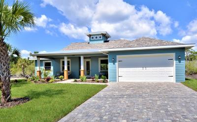 Brevard County Single Family Home For Sale: 1765 S Banana River Drive