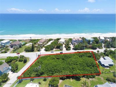 Melbourne Beach Residential Lots & Land For Sale: Highway A1a