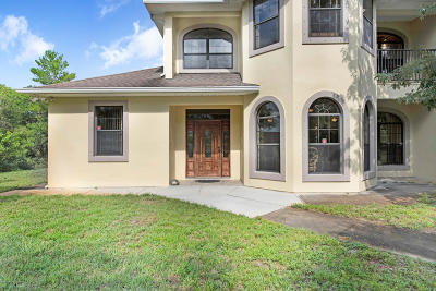 Titusville Single Family Home For Sale: 5155 Volusia Avenue
