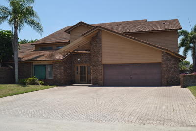Brevard County Single Family Home For Sale: 397 Milford Point Drive