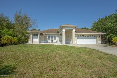 Sebastian Single Family Home For Sale: 6215 109th Street