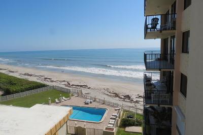 Satellite Beach Condo For Sale: 1343 Highway A1a #5-E