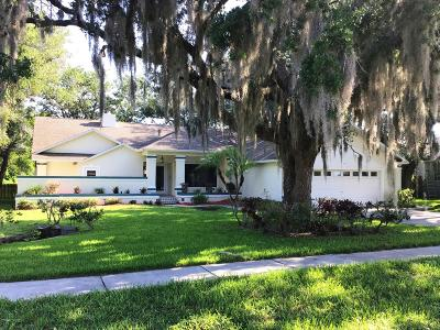 Merritt Island Single Family Home For Sale: 164 Oak Grove Lane
