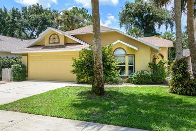 Titusville Single Family Home For Sale: 2965 La Cita Lane