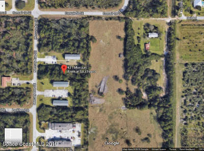 Residential Lots & Land For Sale: 431 Mercury Avenue SE