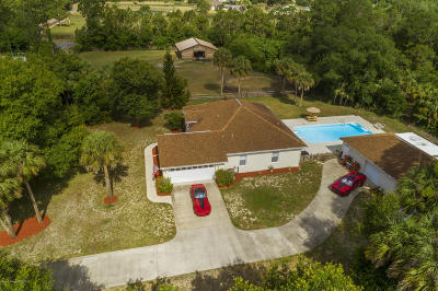 Single Family Home For Sale: 5080 Craig Road