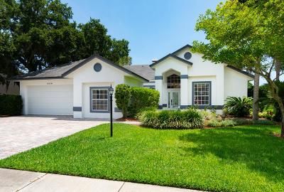 Single Family Home For Sale: 4270 Savannahs Trail