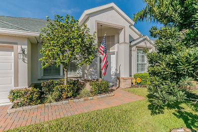 Rockledge Single Family Home For Sale: 4864 Pinot Street