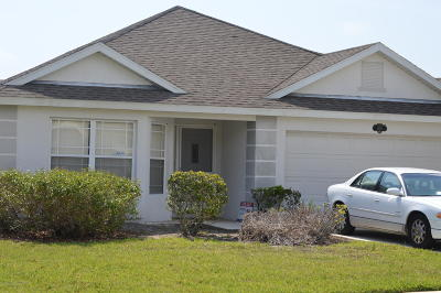 Rockledge Single Family Home For Sale: 1850 Sun Gazer Drive