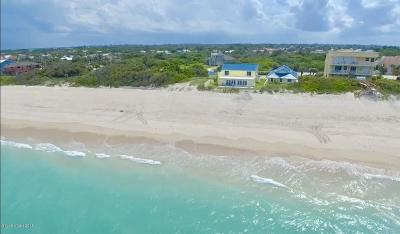 Melbourne Beach Single Family Home For Sale: 7205 Highway A1a