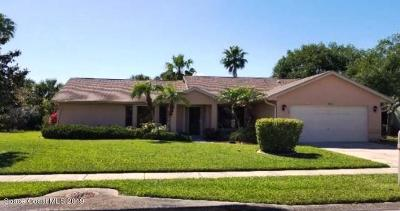 Brevard County Single Family Home For Sale: 1832 Independence Avenue