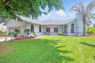 Single Family Home For Sale: 4780 Seminole Trl