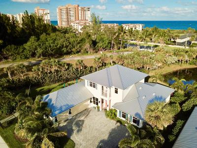 Ft. Pierce Single Family Home For Sale: 3928 Duneside Drive