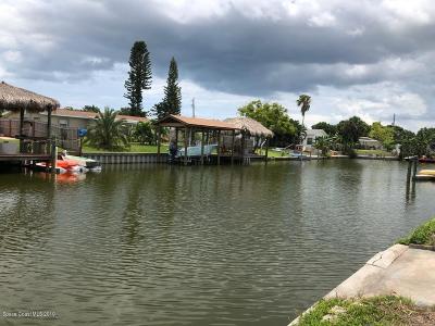 Merritt Island Single Family Home For Sale: 710 Hannah Drive