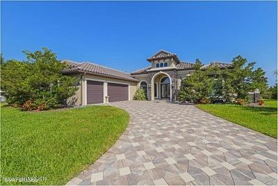 Rockledge, Melbourne, Viera Single Family Home For Sale: 4968 Duson Way