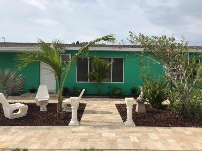 Multi Family Home For Sale: 105 NE 3rd Street NE