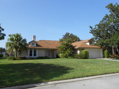 Suntree Single Family Home For Sale: 1225 Palm Garden Place