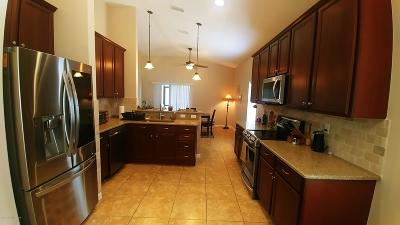 Palm Bay Single Family Home For Sale: 292 Wishing Well Circle SW