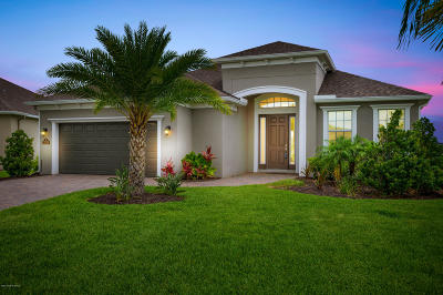 Rockledge, Melbourne, Viera Single Family Home For Sale: 3326 Archdale Street