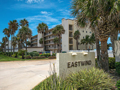 Satellite Beach Condo For Sale: 1455 Highway A1a #509