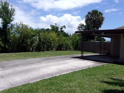 Merritt Island FL Single Family Home For Sale: $189,900