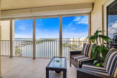Merritt Island Condo For Sale: 134 Starboard Lane #804
