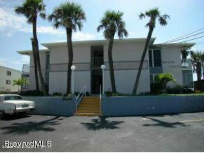 Cocoa Beach Rental For Rent: 2625 S Atlantic Avenue #12