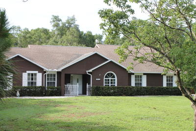 Mims Single Family Home For Sale: 3231 Pheasant Trail