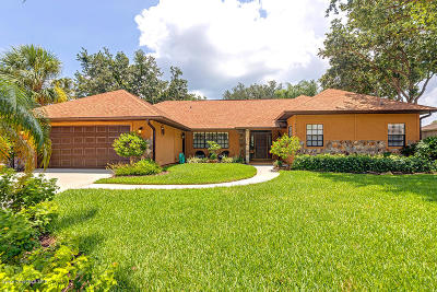 Merritt Island FL Single Family Home For Sale: $434,900